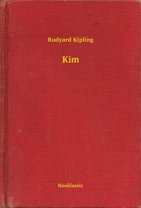 Rudyard Kipling - Kim [eKönyv: epub, mobi]