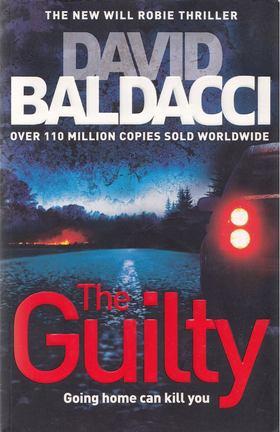 David BALDACCI - The Guilty [antikvár]