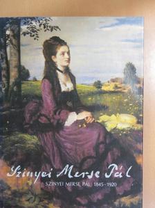 Végvári Lajos - Szinyei Merse Pál 1845-1920 [antikvár]