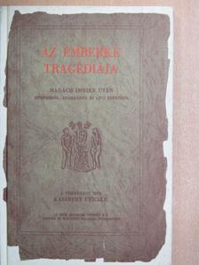 Karinthy Fricike - Az emberke tragédiája [antikvár]