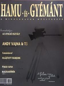 Varga Bálint - Hamu és Gyémánt 2003. tavasz [antikvár]