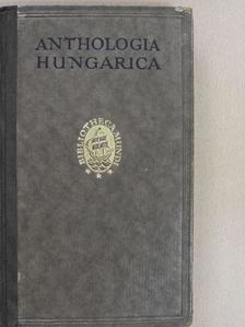 Ady Endre - Anthologia Hungarica [antikvár]