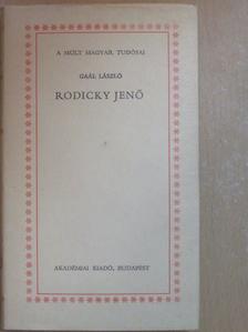 Gaál László - Rodicky Jenő [antikvár]
