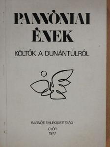 Ágh István - Pannóniai ének [antikvár]
