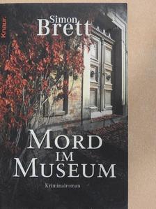 Simon Brett - Mord im Museum [antikvár]