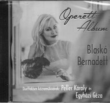 OPERETT ALBUM CD BLASKÓ BERNADETT