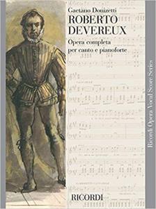 DONIZETTI,G - ROBERTO DEVEREUX OPERA VOCAL SCORE
