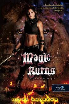 Ilona Andrews - Perzselő mágia (Kate Daniels 2.)