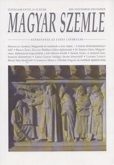 Gróh Gáspár - Magyar Szemle 2019. november-december [antikvár]