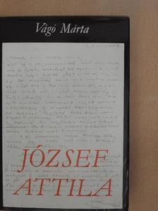 Vágó Márta - József Attila [antikvár]