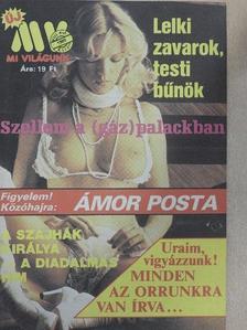 Dr. Marjai Imre - Új Mi Világunk 1989/4. [antikvár]