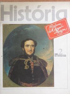 Bácskai Vera - História 1985/2. [antikvár]