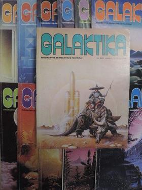 Alfred Bester - Galaktika 112-123. [antikvár]