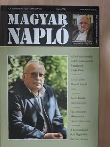Alföldy Jenő - Magyar Napló 2008. február [antikvár]