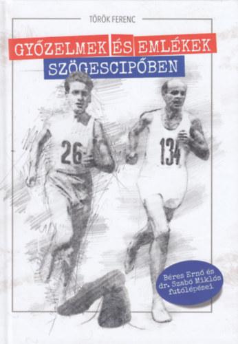 Könyv jelent meg két magyar futólegendáról