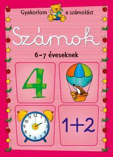 Bogus³aw Michalec - SZÁMOK 6-7 ÉVESEKNEK