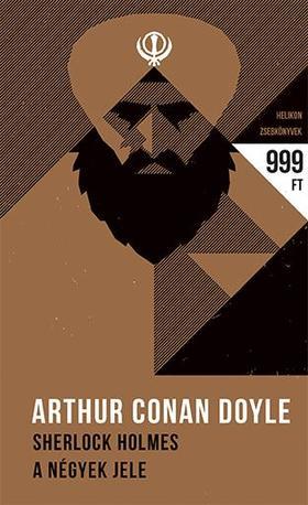 Arthur Conan Doyle - Sherlock Holmes - A négyek jele