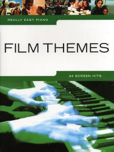 REALLY EASY PIANO FILM THEMES, 24 SCREEN HITS