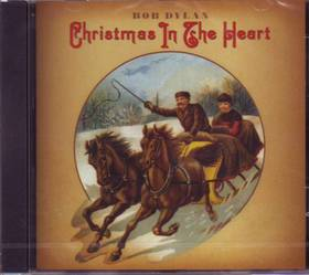 CHRISTMAS IN THE HEART CD BOB DYLAN