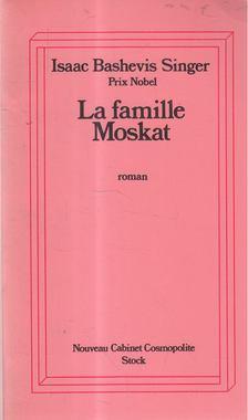 Isaac Bashevis Singer - La famille Moskat [antikvár]