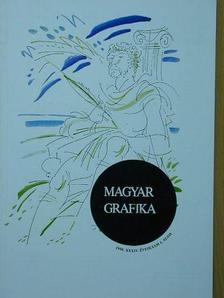 Benda Kálmán - Magyar Grafika 1990/1. [antikvár]