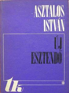Asztalos István - Újesztendő [antikvár]