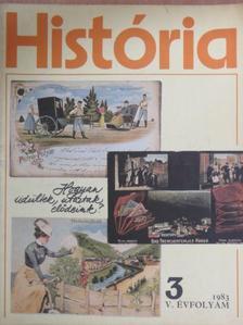 Burucs Kornélia - História 1983/3. [antikvár]