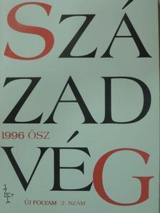Balázs Zoltán - Századvég 1996. ősz [antikvár]