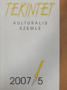 Bárányi Ferenc - Tekintet 2007/5 [antikvár]