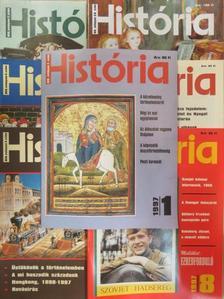 Burucs Kornélia - História 1997. (nem teljes évfolyam) [antikvár]