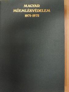 Ambrusné Kozák Éva - Magyar műemlékvédelem 1971-1972 [antikvár]