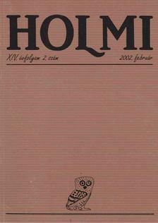 Réz Pál - HOLMI 2002. február [antikvár]