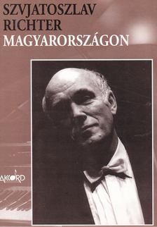 Papp Márta - Szvjatoszlav Richter Magyarországon [antikvár]