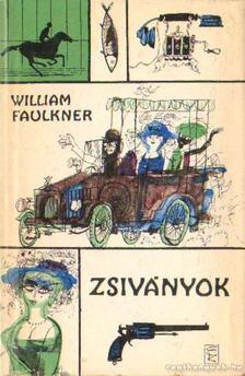 William Faulkner - Zsiványok [antikvár]