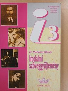 Anton Pavlovics Csehov - Irodalmi szöveggyűjtemény III. [antikvár]