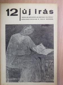 Bata Imre - Új Írás 1968. december [antikvár]