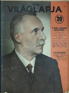 Büky György - Tolnai Világlapja 1936. október 28. [antikvár]