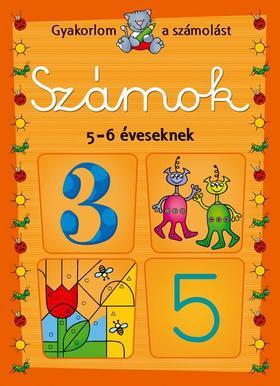 Bogus³aw Michalec - SZÁMOK 5-6 ÉVESEKNEK
