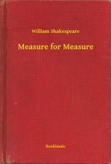 William Shakespeare - Measure for Measure [eKönyv: epub, mobi]