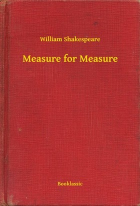 William Shakespeare - Measure for Measure [eKönyv: epub, mobi]