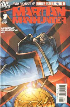 Lieberman, A. J., Barrionuevo, Al - Martian Manhunter 1. [antikvár]