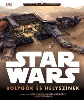 Star Wars - Bolygók és helyszínek