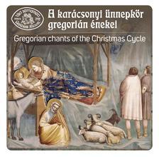 A karácsonyi ünnepkör gregorián énekei (CD)