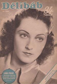 Bibó Lajos - Délibáb 1943. XVII. évf. 37. szám [antikvár]