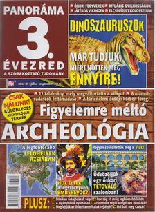 Vámos Éva - 3. évezred - A szórakoztató tudomány 2014.július-szeptember [antikvár]