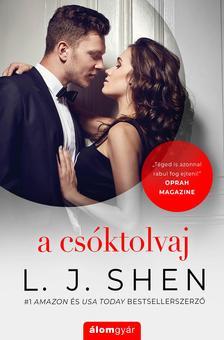 L.J. Shen - A csóktolvaj