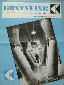 Kapitány Ágnes - Könyveink 1983. április [antikvár]
