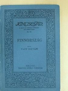 Papp István - Finnország [antikvár]