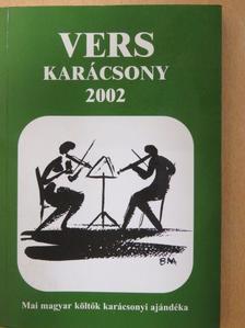 Czigány György - Verskarácsony 2002. [antikvár]