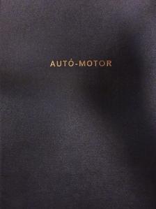 Almássy Tibor - Autó-Motor 1987. január-december [antikvár]